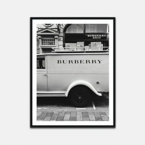 Burberry Car