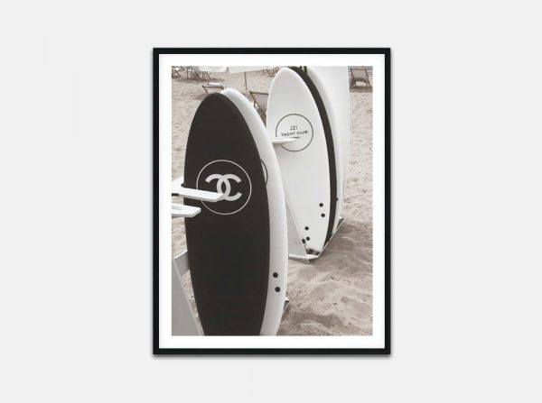 Chanel Surf Boards