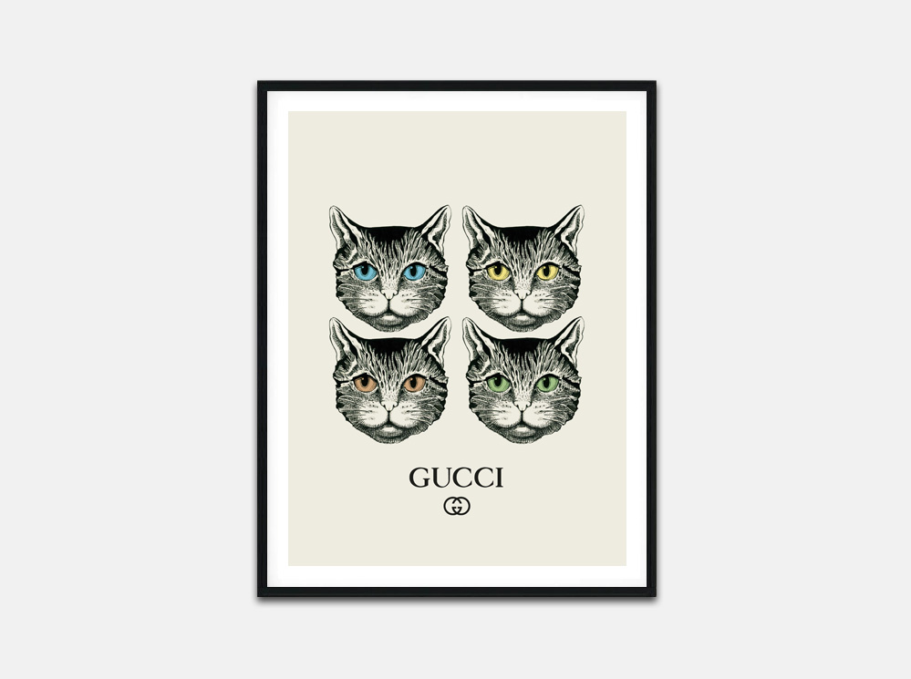 Gucci Cats