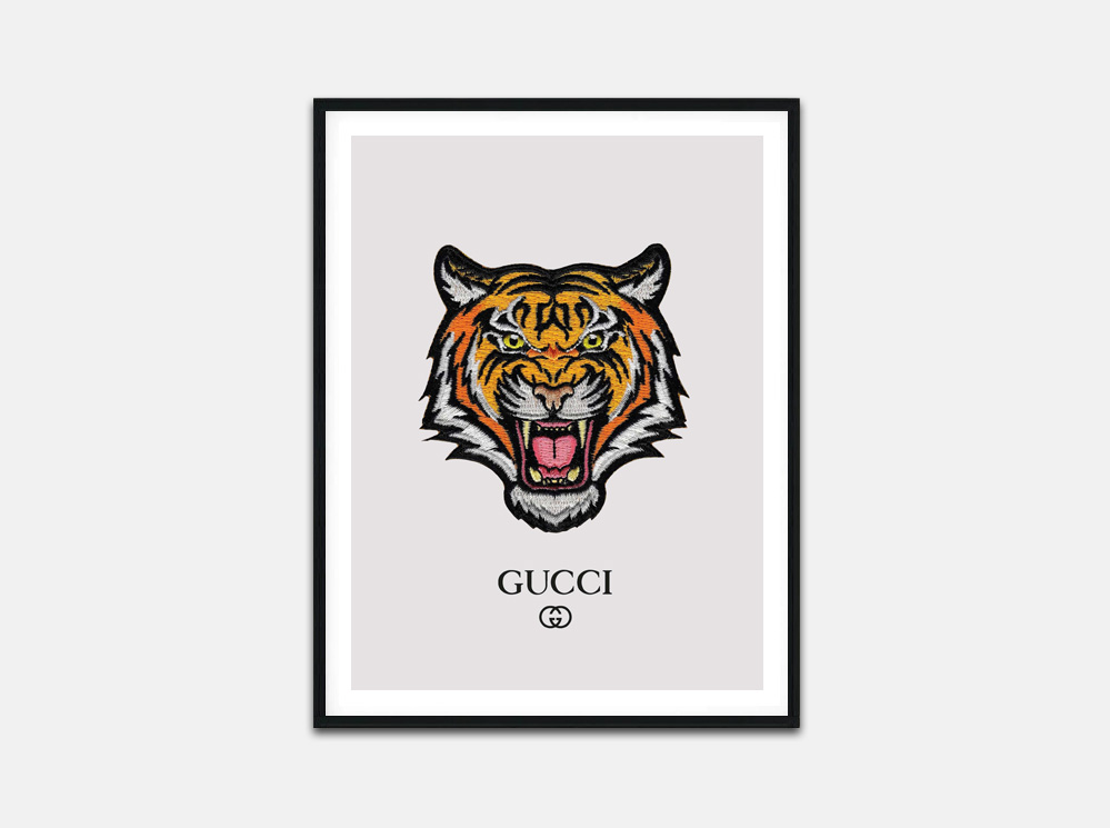Gucci Tiger