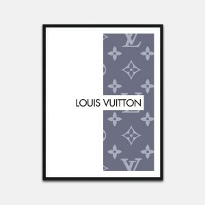 Louis Vuitton Grey