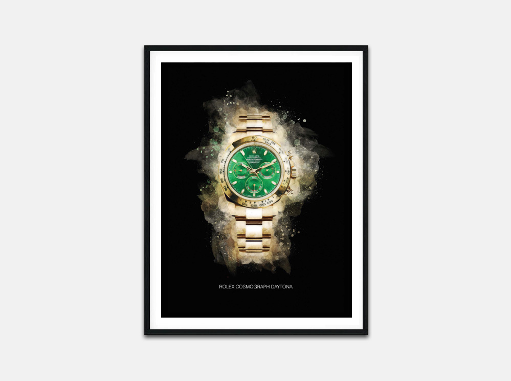 Rolex Daytona Yellowgold