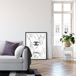 Chanel Marble luxe fotolijst